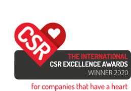 The International CSR Excellence Awards Winner 2020