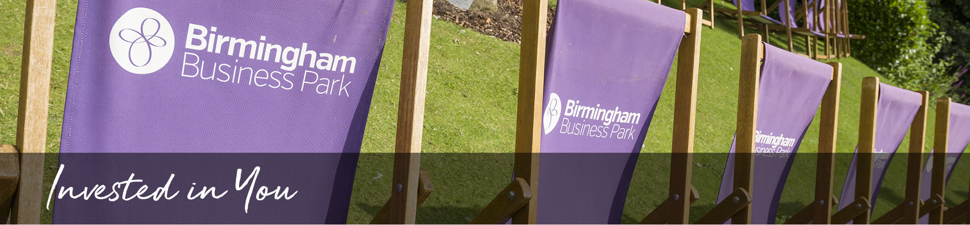 Birmingham Business Park - Invested in you