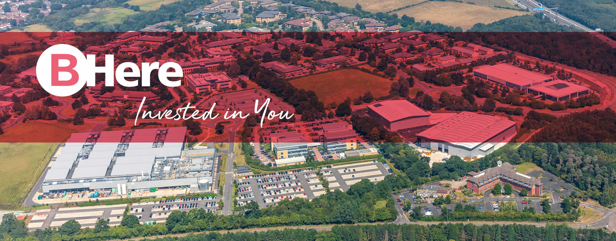 Birmingham Business Park - BHere. Invested in you
